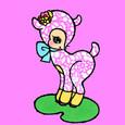 Bambi_hanagara_pink
